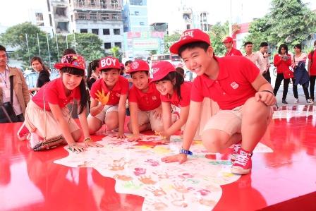 """Quang Anh The Voice Kids bùng nổ với """"Biệt đội tay sạch""""  4"""