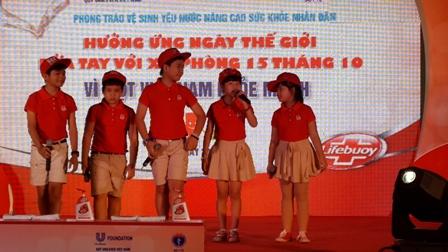 """Quang Anh The Voice Kids bùng nổ với """"Biệt đội tay sạch""""  2"""