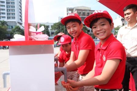 """Quang Anh The Voice Kids bùng nổ với """"Biệt đội tay sạch""""  5"""