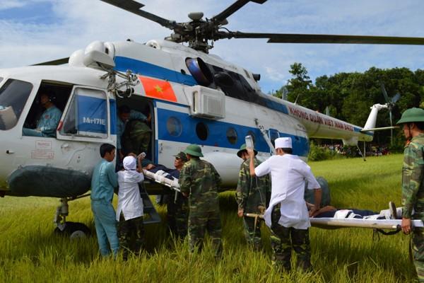 Bộ Y tế tham gia phục vụ diễn tập ứng phó thiên tai khu vực ASEAN  2