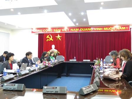 Tổng cục DS-KHHGĐ tiếp Báo cáo viên đặc biệt về quyền văn hóa của Hội đồng Nhân quyền Liên Hợp Quốc  1