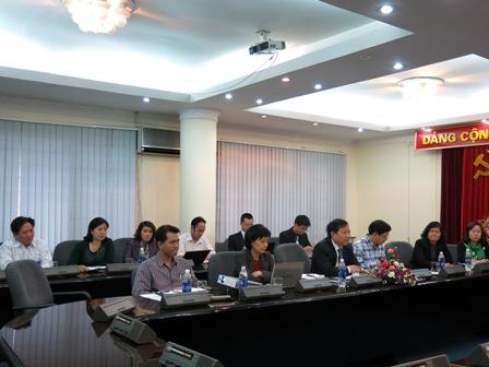 Tổng cục DS-KHHGĐ tiếp Báo cáo viên đặc biệt về quyền văn hóa của Hội đồng Nhân quyền Liên Hợp Quốc  2