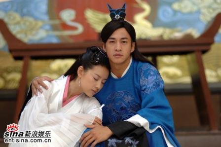 Lương Sơn Bá - Chúc Anh Đài tái ngộ khán giả truyền hình 3