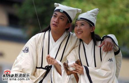 Lương Sơn Bá - Chúc Anh Đài tái ngộ khán giả truyền hình 1