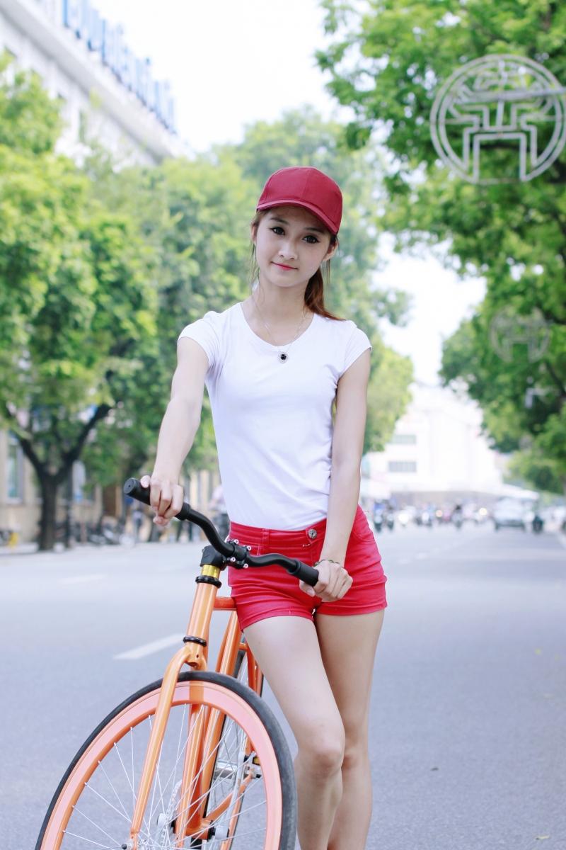 Ngỡ ngàng vẻ đẹp top 20 của Nữ sinh Việt Nam 11
