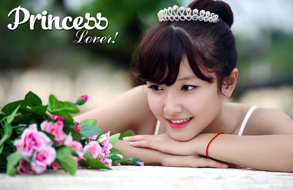 Ngỡ ngàng vẻ đẹp top 20 của Nữ sinh Việt Nam 14