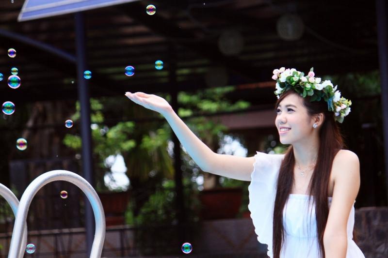 Ngỡ ngàng vẻ đẹp top 20 của Nữ sinh Việt Nam 3