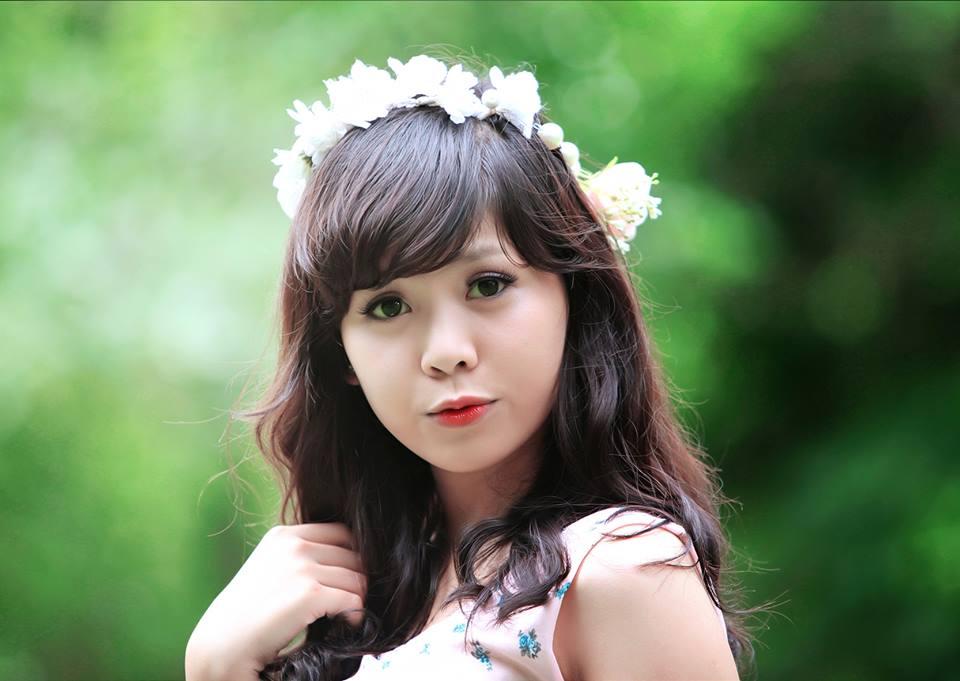 Ngỡ ngàng vẻ đẹp top 20 của Nữ sinh Việt Nam 13