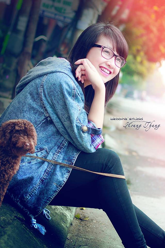 Ngỡ ngàng vẻ đẹp top 20 của Nữ sinh Việt Nam 5