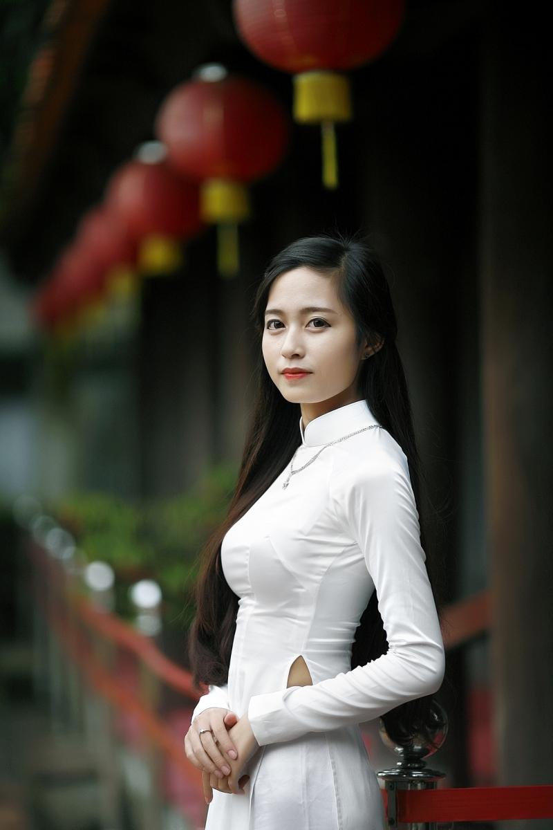 Ngỡ ngàng vẻ đẹp top 20 của Nữ sinh Việt Nam 19