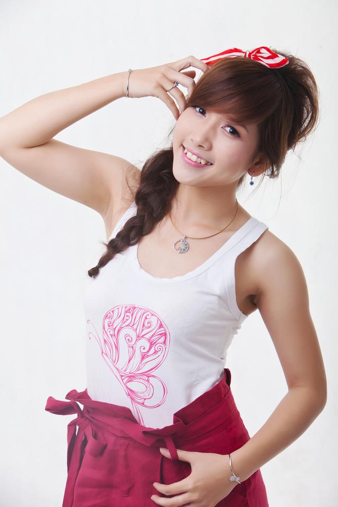 Ngỡ ngàng vẻ đẹp top 20 của Nữ sinh Việt Nam 7