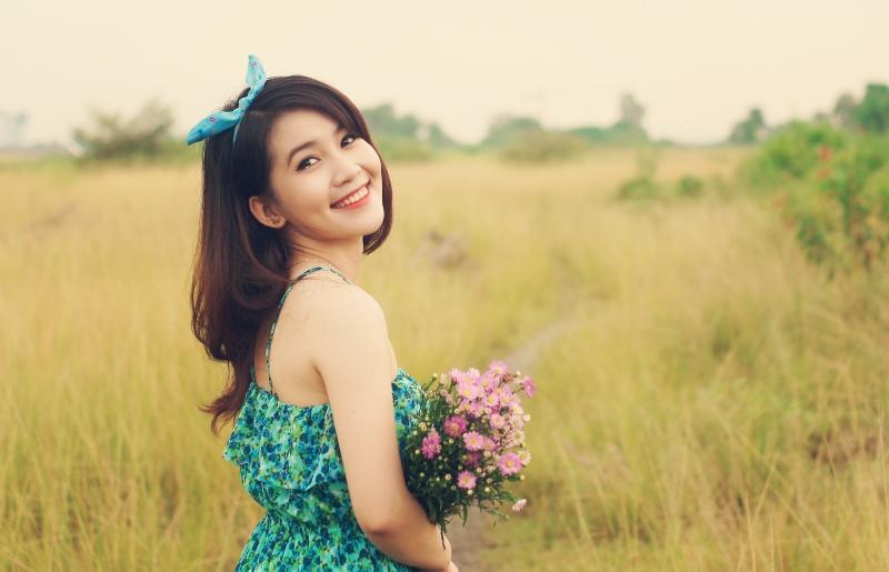 Ngỡ ngàng vẻ đẹp top 20 của Nữ sinh Việt Nam 8