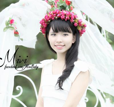 Ngỡ ngàng vẻ đẹp top 20 của Nữ sinh Việt Nam 9