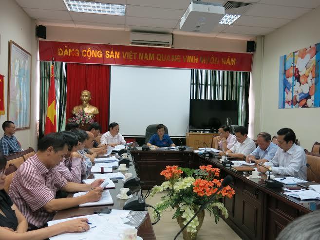 Bộ trưởng Bộ Y tế nhất trí mô hình Trung tâm DS-KHHGĐ trực thuộc UBND huyện 2