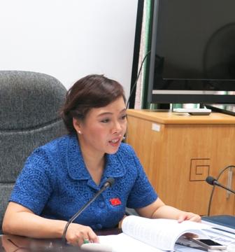 Bộ trưởng Bộ Y tế nhất trí mô hình Trung tâm DS-KHHGĐ trực thuộc UBND huyện 1