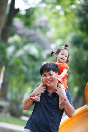 Những bức ảnh đẹp của gia đình Việt hướng về biển đảo Tổ quốc 5