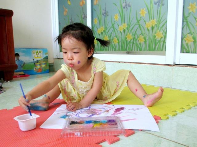 Những bức ảnh đẹp của gia đình Việt hướng về biển đảo Tổ quốc 11