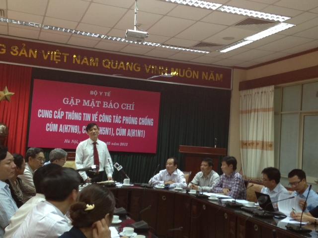 Chủ động phòng chống cúm A/H7N9 1