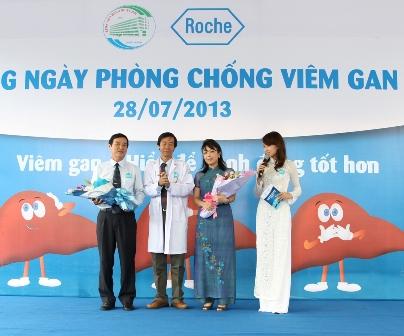 10 triệu người Việt Nam bị viêm gan 1