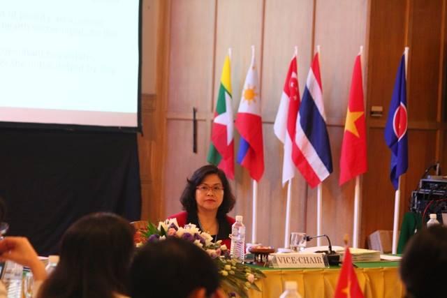 Hội nghị các quan chức cao cấp về phát triển y tế (SOMHD) lần thứ 9 1