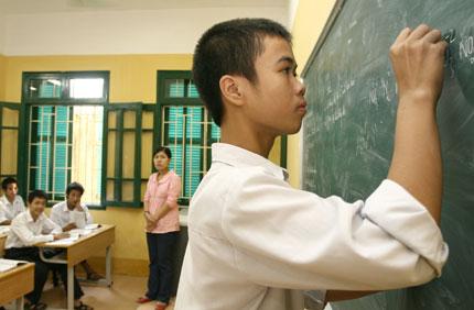 Hà Nội: Tăng cường phụ đạo cho học sinh yếu 1