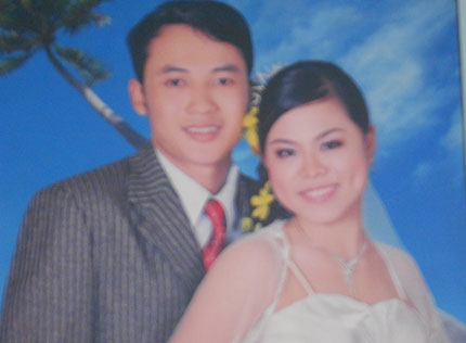 Thảm án chồng cuồng ghen giết vợ và bi kịch hôn nhân trẻ con   1