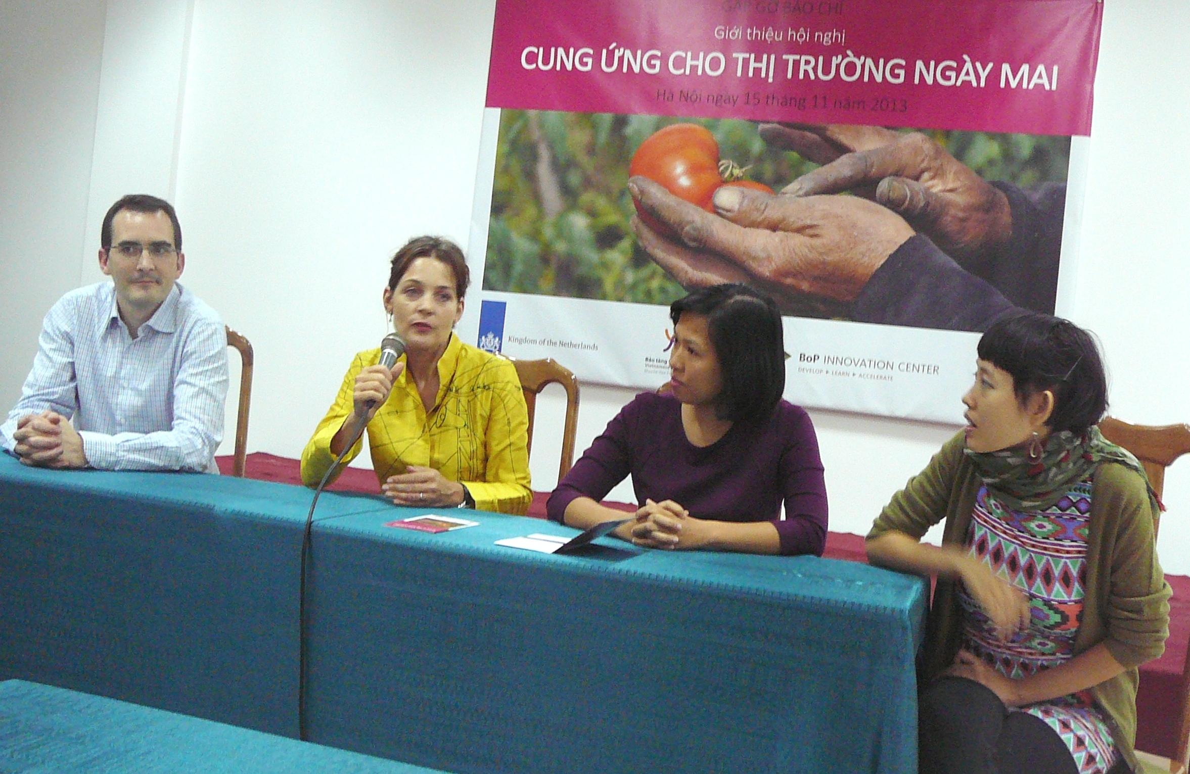 Đưa công nghệ thực phẩm sạch Hà Lan cung ứng cho thị trường Việt  1