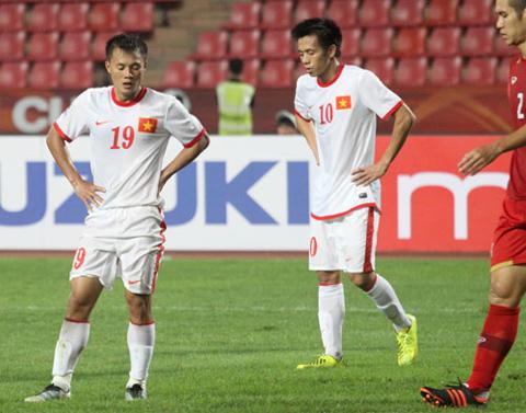 Ngã đau trước Thái Lan, Việt Nam rời AFF Cup 2012 1