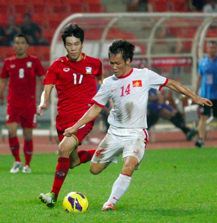 Ngã đau trước Thái Lan, Việt Nam rời AFF Cup 2012 2
