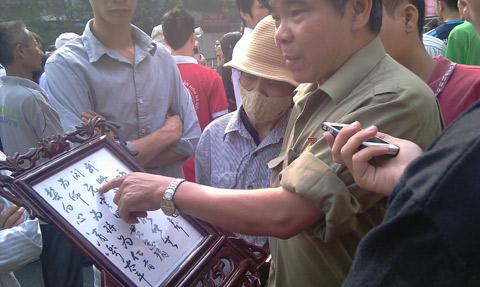 Đông đảo quân, dân Hà Nội xếp hàng chờ đến giờ viếng Đại tướng  2