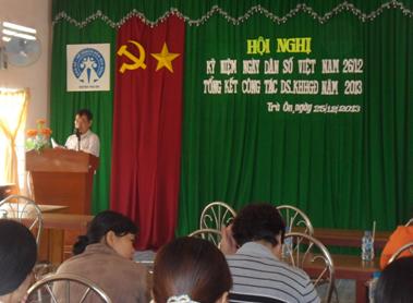 Thiết thực hưởng ứng Tháng hành động quốc gia về Dân số và kỷ niệm ngày dân số VN 1