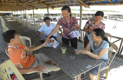 Tiếp thị xã hội các phương tiện tránh thai ở Thái Bình: Mở rộng nhu cầu cho đối tượng 1