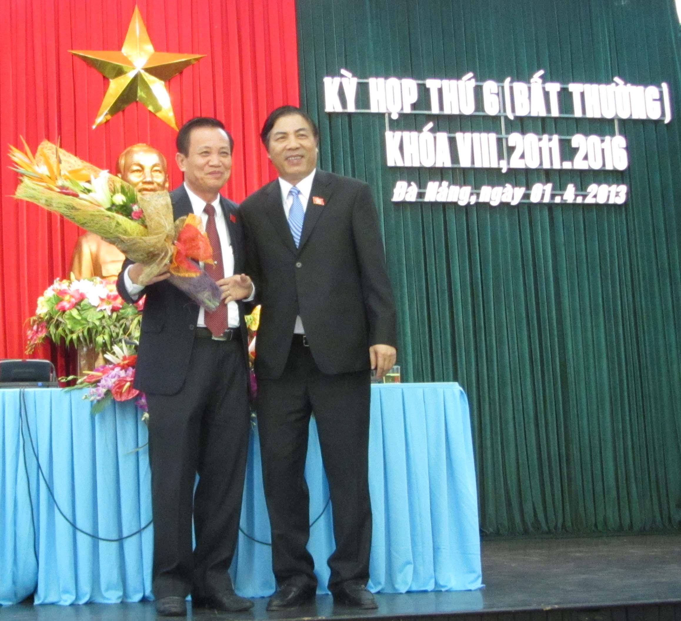 Đà Nẵng bầu người thay ông Nguyễn Bá Thanh 1