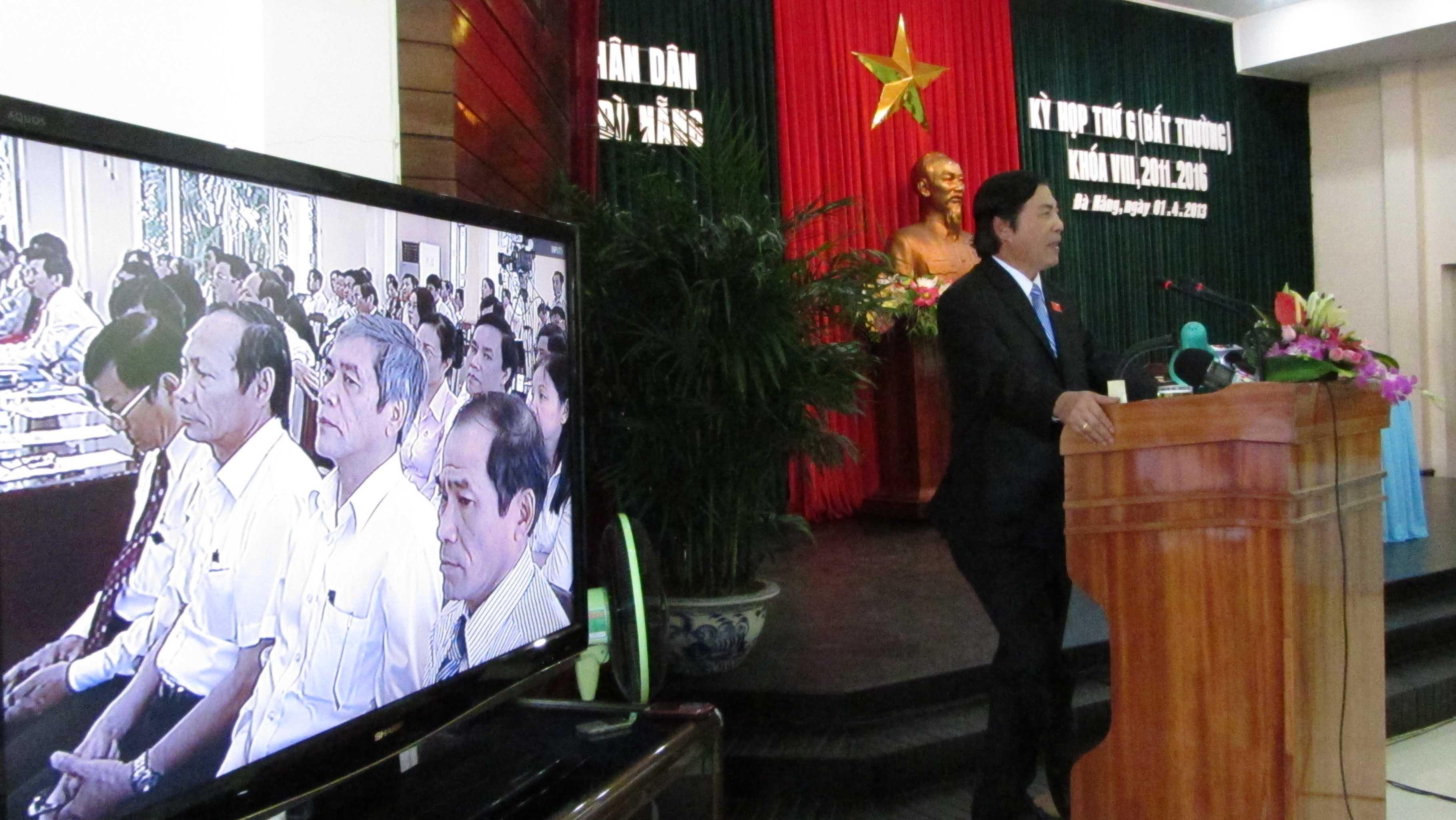 Đà Nẵng bầu người thay ông Nguyễn Bá Thanh 3