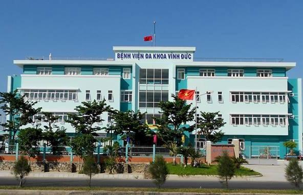 Khánh thành Bệnh viện Đa khoa Vĩnh Đức 1