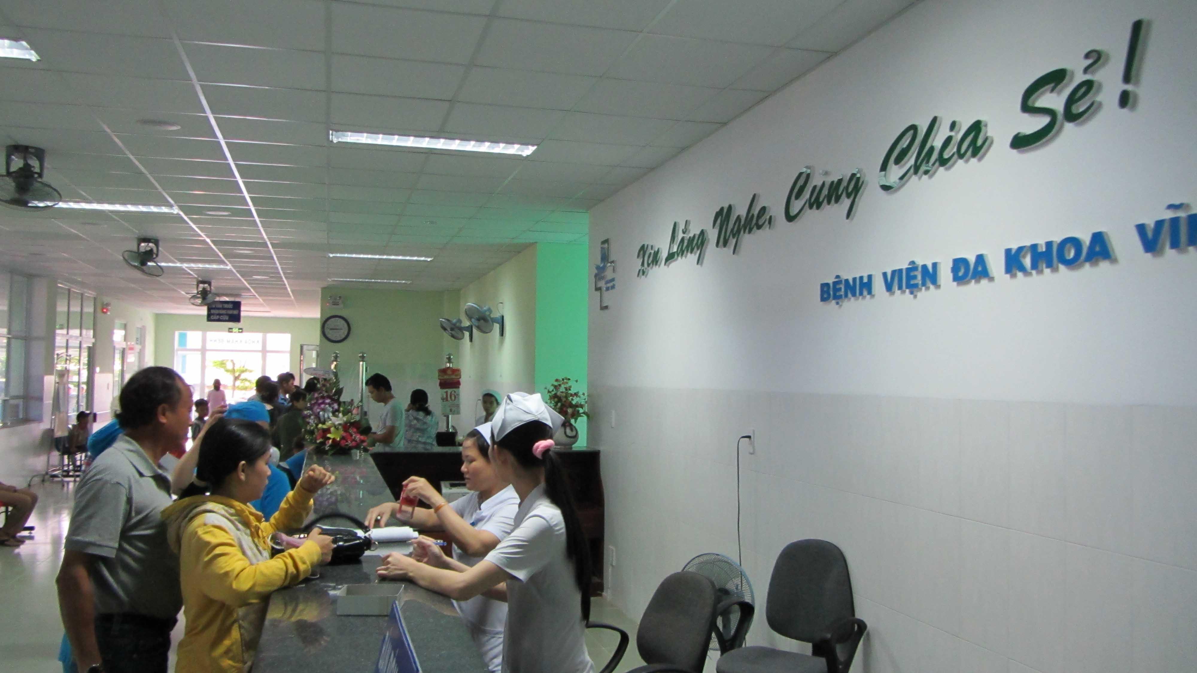 Khánh thành Bệnh viện Đa khoa Vĩnh Đức 2