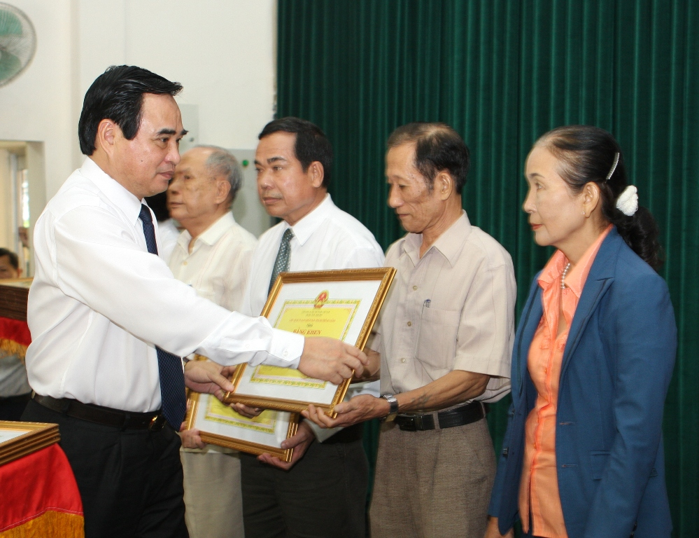 Đà Nẵng tuyên dương 56 gia đình văn hóa tiêu biểu xuất sắc 2