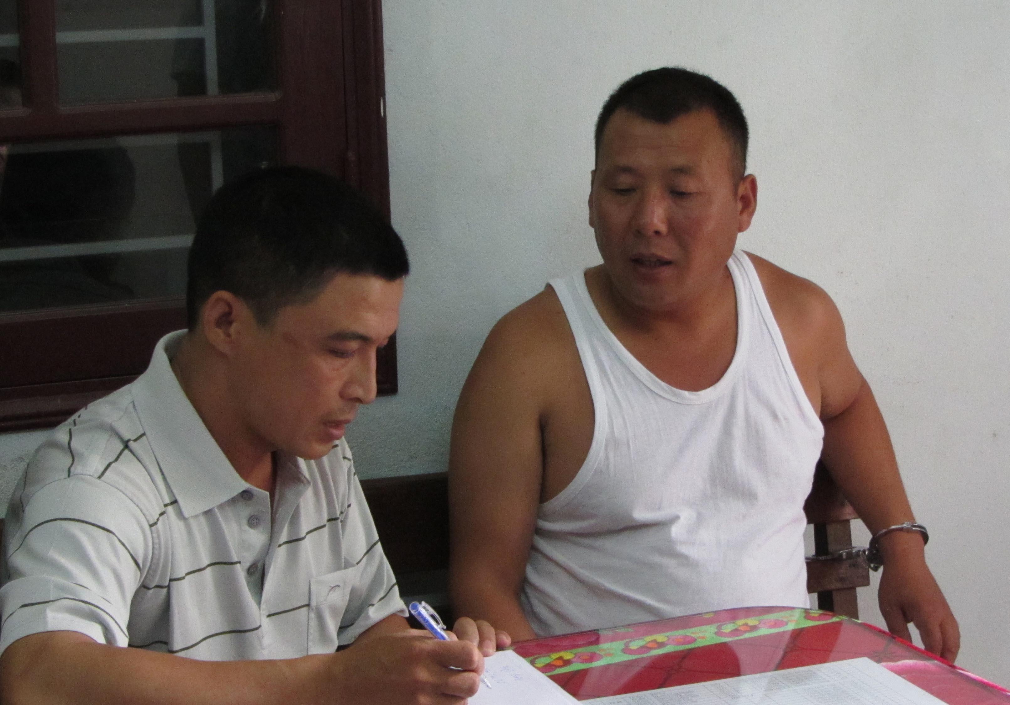 """Phá đường dây """"ép"""" gái Việt qua Trung Quốc lấy chồng 1"""