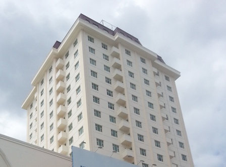 Một người tử vong trong khách sạn 1