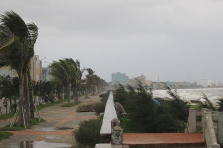 Cận cảnh người dân Đà Nẵng chuẩn bị đối phó bão số 8 25