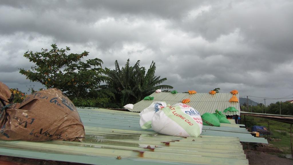 Cận cảnh người dân Đà Nẵng chuẩn bị đối phó bão số 8 18