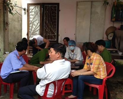 Đà Nẵng: Sau bữa ăn, cha chết, hai con nguy kịch 1