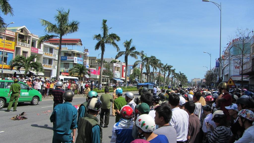 Đà Nẵng: Hai nữ sinh viên chết thảm sau tai nạn kinh hoàng 10