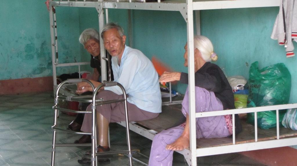 Hơn 65.000 người dân Đà Nẵng đã đi tránh siêu bão Haiyan 13