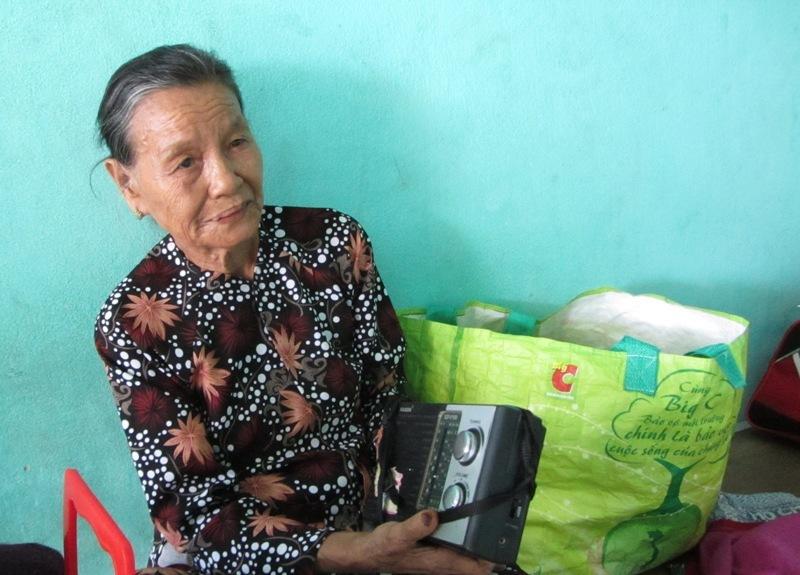 Hơn 65.000 người dân Đà Nẵng đã đi tránh siêu bão Haiyan 14