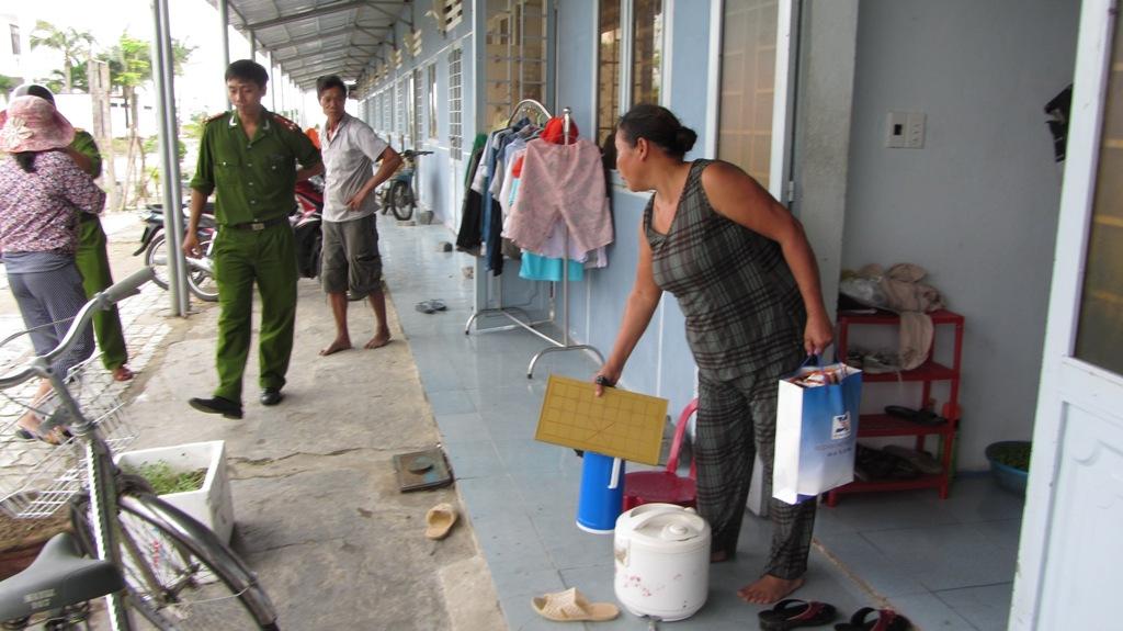 Hơn 65.000 người dân Đà Nẵng đã đi tránh siêu bão Haiyan 2