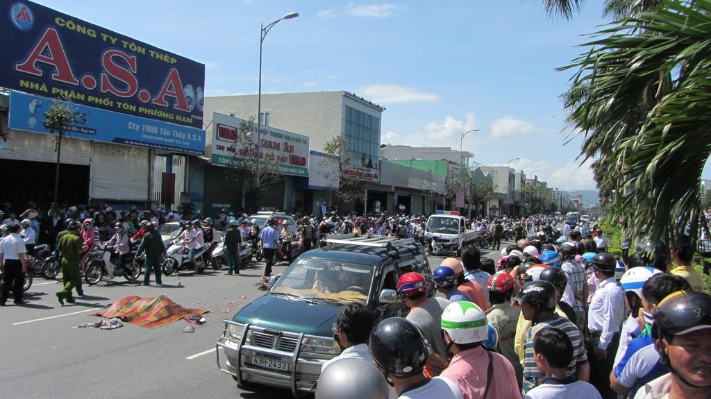 Đà Nẵng: Hai nữ sinh viên chết thảm sau tai nạn kinh hoàng 11