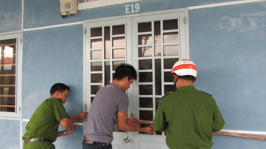 Hơn 65.000 người dân Đà Nẵng đã đi tránh siêu bão Haiyan 7