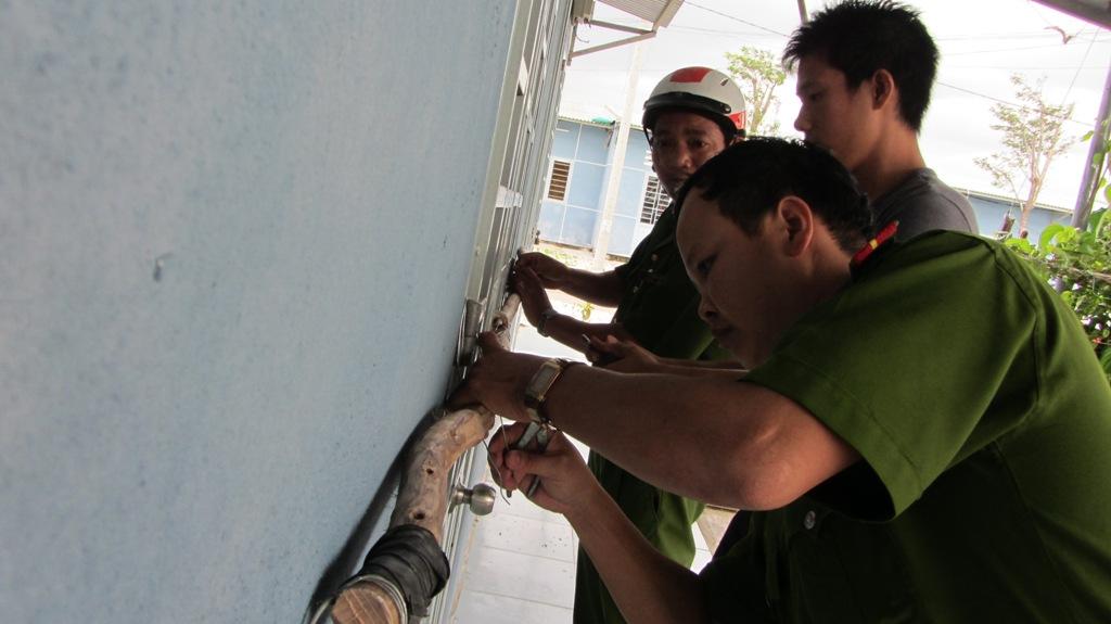 Hơn 65.000 người dân Đà Nẵng đã đi tránh siêu bão Haiyan 8