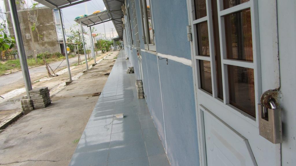Hơn 65.000 người dân Đà Nẵng đã đi tránh siêu bão Haiyan 9